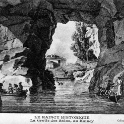 Grotte du Raincy
