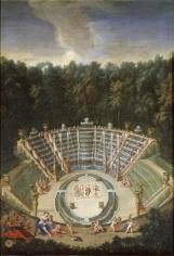 17. Vue de la Salle de Bal avec Armide couronnant Renaud - Jean Cotelle