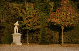 Stattue de Bacchus