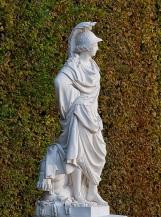 Statue de l'Europe, parterre du Nord