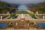 Bassin de Latone et Grand canal