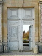 Porte des jardins du Grand Trianon