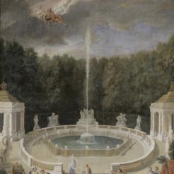 6. Vue du Bosquet des Dômes avec Vénus et ses compagnes - Jean Cotelle