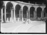 Fête au château de Versailles, juillet 1917