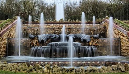 le style rocaille dans les jardins de versailles 13 photographies - Les Jardins De Versailles