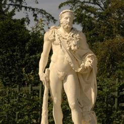 Statue d'Hercule Commode