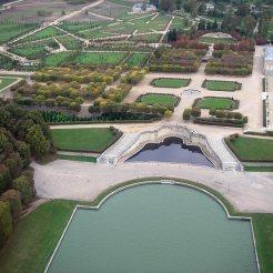 Petit canal, bassin du Fer à cheval, terrasse