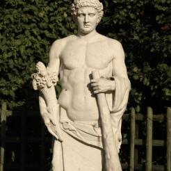 Statue de Vertumne, bosquet de la Girandole