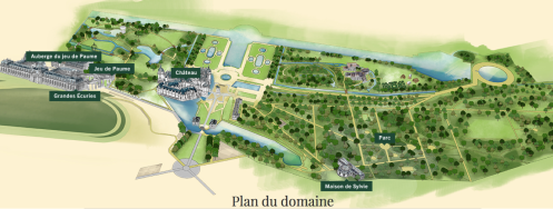 andrelenotre.com : domaine de chantilly