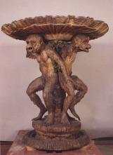 Le singe et ses deux petits