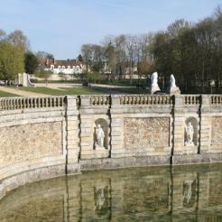 Bassin des Cascades de Fontainebleau