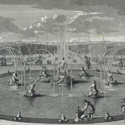 Premier bassin de Latone