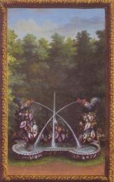 Fontaine des coqs et de la perdrix