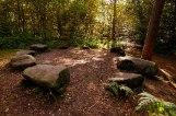 Druid's Circle, Alderley Edge, XIXe siècle