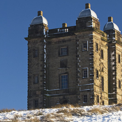 The Cage, Lyme park, 1580-1737