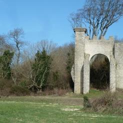 Nore Folly, Slindon Estate, XVIIIe siècle