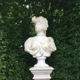 Statue de l'Afiruqe, Grand Trianon