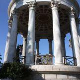 Temple de l'Amour, parc Chambrun, Nice