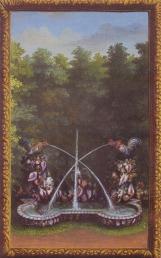 2. Fontaine des Cocs et de la perdrix