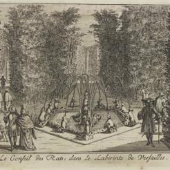 25. Fontaine du Conseil des Rats