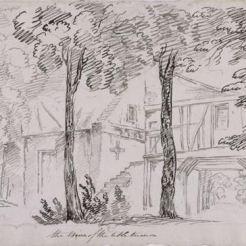 Grange, Hameau (au,. détruite)