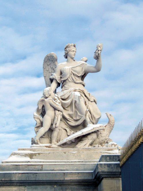 La Victoire de la France sur l'Empire
