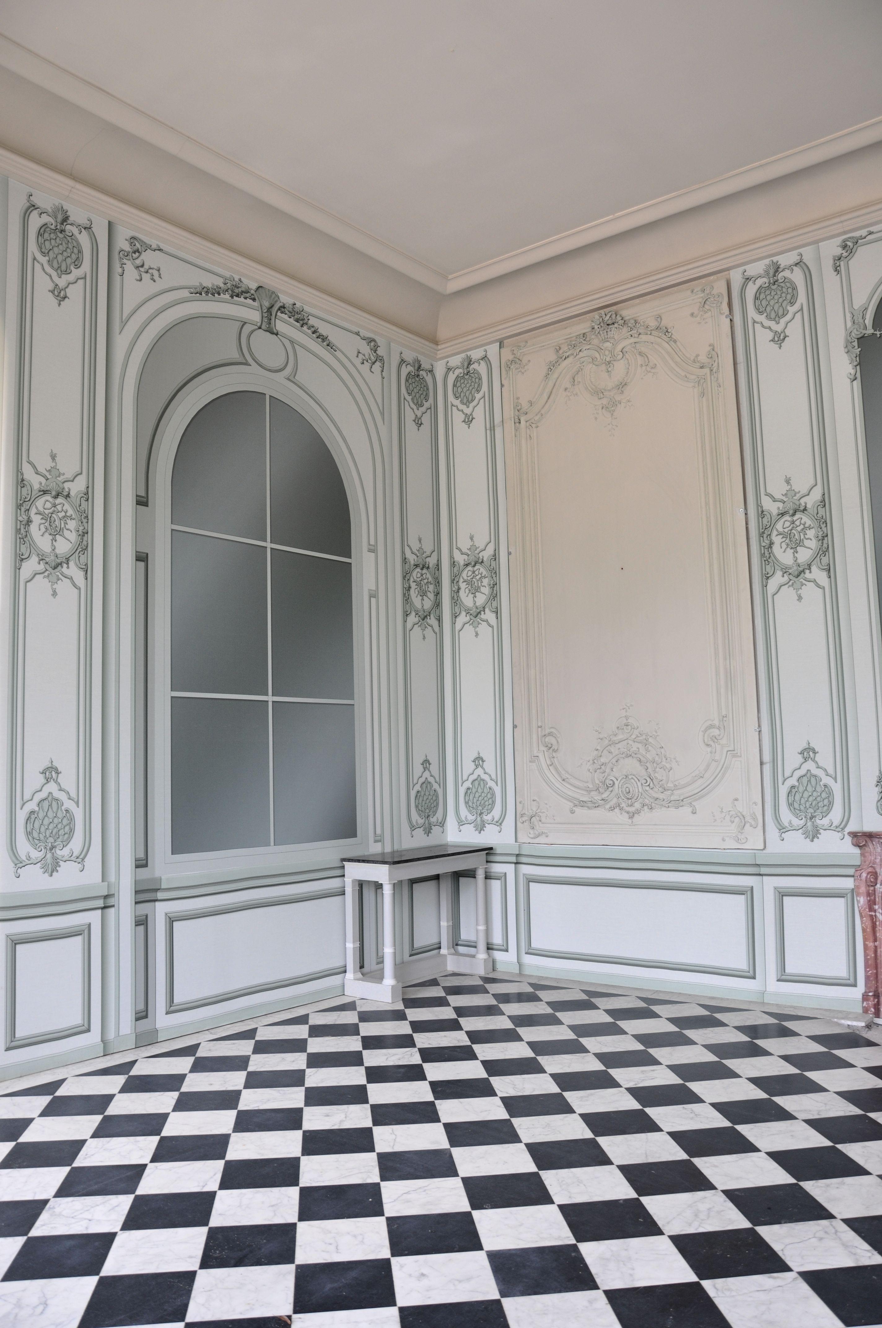 Pavillon frais jardin fran ais du petit trianon for Jardin anglais du petit trianon