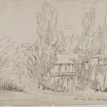 Maison de la Reine, Hameau