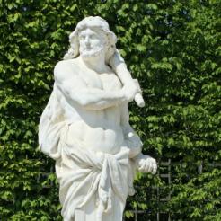 Hercule, parterre de Latone