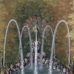 16. Fontaine du Paon et du Rossignol