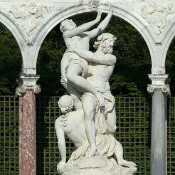 L'Enlèvement de Proserpine par Pluton