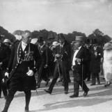 Visite du roi Espagne Alphonse XIII