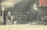 Intérieur de la machine Dufrayer, 1ère moitié du XXe siècle, carte-postale, Collection du musée de l'ÎIe-de-France, Domaine de Sceaux