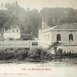 Bâtiment de la troisième machine, celle de Dufrayer