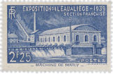 Machine Dufrayer, timbre, 1939