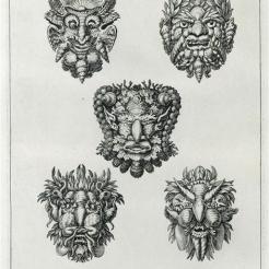 Masques muraux