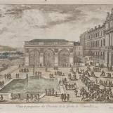Vues des plus belles vues des Maisons Royales de France, vers 1685