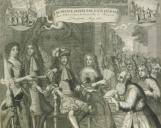 Audiance donnée par le Roi Louis XV aux Ambassadeurs du Grand Duc de Moscovie le 9 mai 1681
