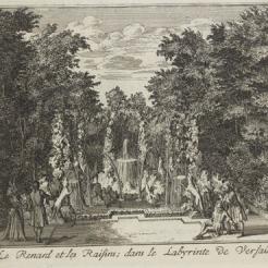 28. Fontaine du Renard et des raisins