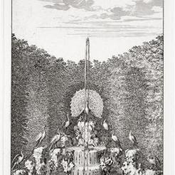 7. Fontaine du Paon et du Geay