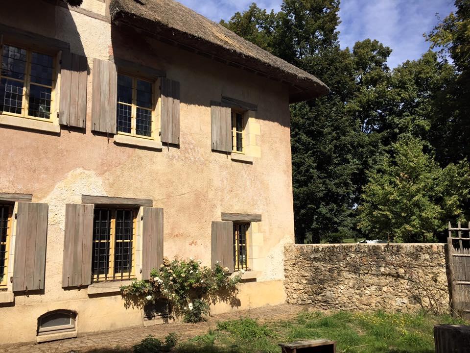 Ferme, hameau de la Reine, domaine de Trianon : présentation – André Le  Nôtre