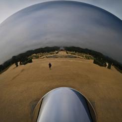 2015 - Anish Kapoor - Sky Mirror