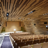 Auditorium : 146/148 places assises