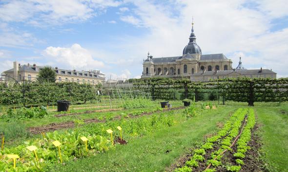 Testez vos connaissances sur versailles andr le n tre - Jardin du chateau de versailles gratuit ...