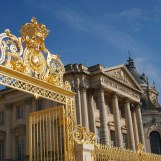 Grille du château de Versailles