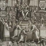 Réception des ambassadeurs du roi de Siam, 1 septembre 1686, Ecole française
