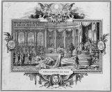 Réception des ambassadeurs de Siam reçus par Louis XIV en 1684, Sébastien Le Clerc , l'Ancien (1637-1714)