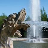 Bassin du Plat fond, Grand Trianon