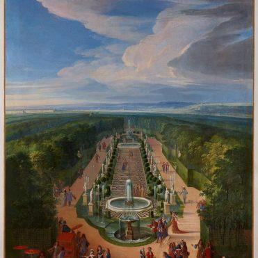 1. Bosquet de la Salle des Antiques (dit aussi de la Galerie d'eau) - Jean-Baptiste Martin