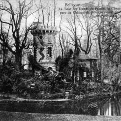 Carte postale de la Tour